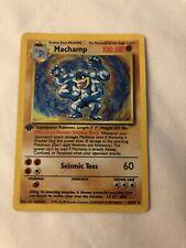 machamp pokemon card 8/102