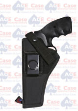 "HOLSTER FOR CHARTER ARMS .38 SPECIAL REVOLVER W/4"" BARREL - MADE IN U.S.A."