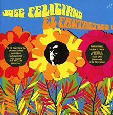 Jose Feliciano - El Fantastico! Sombras... Una Voz, Una Guitarra (NEW CD)