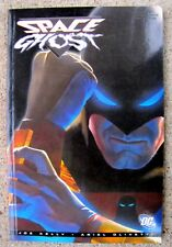 """SPACE GHOST The True Origin"" Graphic Art DC Novel Book"