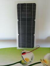 10W 18V Flexible Solar Panel