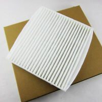 FIBROUS AC CABIN AIR FILTER 87139-07010 for Car Auto Accessories White Durable