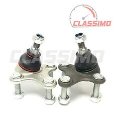 Lower Ball Joint Pair for AUDI A3 Mk 2 8P + Q3 - all models inc S3 - 2003-2017