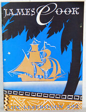 Lux-lectura de arco 292-James Cook