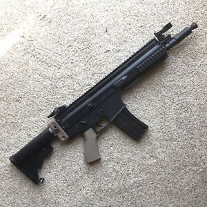 AIRSOFT DBOYS Scar-L Parts Build Shimmed & Tuned