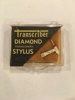 Transcriber Diamond Phonograph Stylus #152-For BSR ST-14 NEW(Others Available)