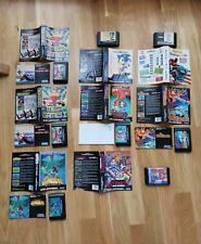 Sega Mega Drive/Sonic/Ottifants/Grand Slam/Mega Games/World Cup USA/Streets-PAL