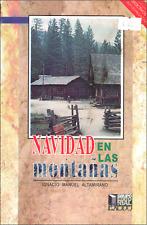 """LIBRO """"NAVIDAD EN LAS MONTAÑAS"""", DE IGNACIO M. ALTAMIRANO, EN ESPAÑOL"""