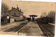CPA ST-ANDRE-de-CUBZAC - La Gare (211336)