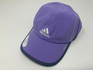 NEW! adidas Women's Adizero II Relaxed Hat/Cap-Light Flash Purple