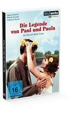 DEFA Die Legende von PAUL Y Angelica domröse Remasterizado DVD RDA CULTO NUEVO