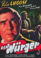 Bela Lugosi DER WÜRGER Edition Limitée CINÉMA DOUBLAGE 1949 DVD Hartbox A
