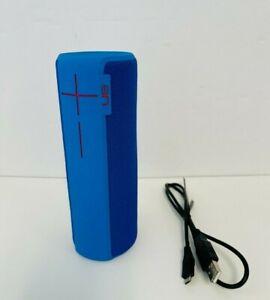 Ultimate Ears UE Boom 2 Blue Wireless Bluetooth 360 Surround Speaker Boom2