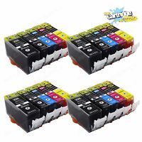 20Pack PGI-220 CLI-221 Ink for Canon Pixma MX860 MX870 MP640 MP620 iP3600 iP4600