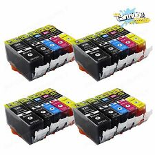 20Pack PGI220 CLI221 Ink Cartridges for Canon Printer Pixma MX860 MX870 MP560
