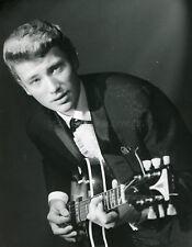 JOHNNY HALLYDAY 1962 VINTAGE PHOTO ORIGINAL #17