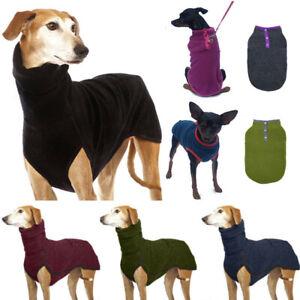 Dog Jackets High Collar / Poloneck Jumper Pet Dog Warm Winter Vest Coat Pullover