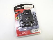 Delkin Snap-On Pop-Up Shade Pro Series for Canon EOS 30D - New in Packaging!