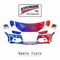 3M Scotchgard Paint Protection Film Clear Pre-Cut 2016 2017 2018 BMW M2 Coupe