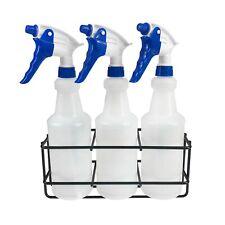 Wall Rack Hold 3pcs Quart Spray Bottles Model Qsr 3