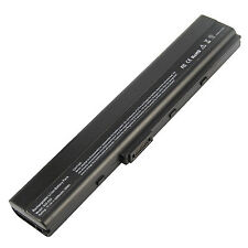 6 Cell Laptop Battery For Asus K52 K52f A52 A52f A52J A32-K52 A52f A42 X52f UK