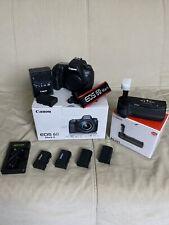 Canon EOS 6D Mark II 26.2MP Digital SLR Camera with Extras