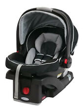 Graco SnugRide Click Connect 40 Infant Car Seat - Black and Grey