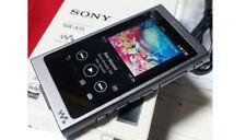 Used Sony Walkman High-Res Audio Nw-A35 B 16Gb Nw-A30 Series Box