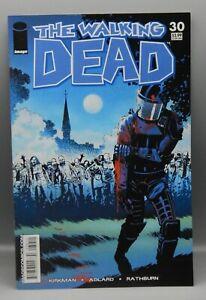 Image Comics THE WALKING DEAD #30 Charlie Adlard ROBERT KIRKMAN Rathburn AMC !!!