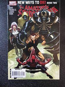 Amazing Spider-Man # 569  1st Eddie Brock as Anti-Venom - Key Marvel Comic NM-