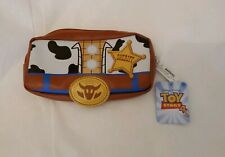 New with Tags Disney 2019 Toy Story 4 Woody Pencil Case Pouch Bag Free Shipping!