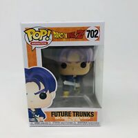 Funko Pop Animation: Dragon Ball Z - Future Trunks Vinyl Figure #44259 Authentic