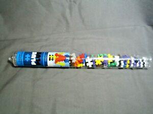 Plus-Plus - 70 Piece Basic Color Mix Building Set Play Tube