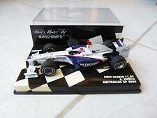 Bmw Sauber F1.09 Robert Kubica Australian GP #5 Minichamps 2009 1/43 F1 RARE
