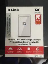Dlink DAP-1520 WiFi Dual Band AC750 Range Extender