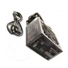 850W 850 watt Gaming 120MM Fan Silent ATX Power Supply SATA 12V for Intel AMD