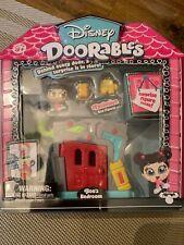Disney Doorables Boo's Bedroom Mini Display Set
