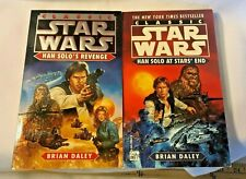 Collectible 2 Classic Star Wars Han Solo at Stars' End and Revenge