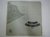 MOTOWN CHARTBUSTERS VOL 3 THE SUPREMES TEMPTATIONS THE MIRACLES LP INDIA VG+