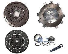 QSC Clutch Kit Light Aluminum Flywheel w/ Sachs Bearing Porsche 911 78-79 225mm