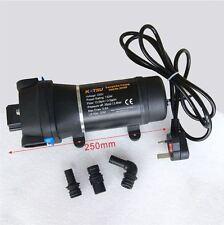 KATSU 151107 35PSI 12.5L/Min High Pressure Diaphragm Water Pump 220V