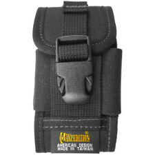 Maxpedition Clip-On Pda Smartphone Iphone Holster Police Radio Palm Holder Black