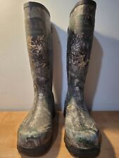 """Lacrosse 4X Burly 18"""" Realtree Xtra Boots - Size 12"""