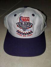 1995 NBA Draft Night Toronto Raptors Sports Specialties Snapback Hat Cap Rare