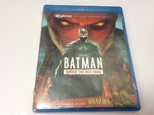 SHIPS FAST! BATMAN Under the Red Hood Blu-ray