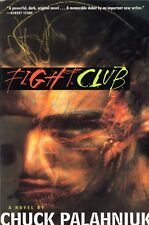 Chuck Palahniuk FIGHT CLUB First Paperback Edition 1997