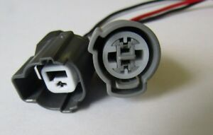 NEW VTEC solenoid and VTEC pressure switch connector plug for 92-00 Honda Acura