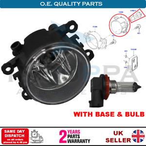 FRONT FOG LIGHT LAMP FITS CITROEN C-CROSSER C1 C4 C5 C6 XSARA PICASSO 620639