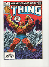 The Thing 1-36 (1983) Complete Marvel Series - VF to VF/NM