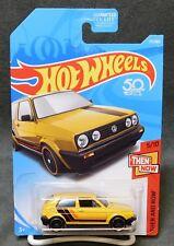 2018 Hot Wheels Auto 171/365 Volkswagen Golf Mk2 - J Astuccio